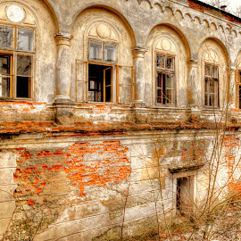 History by Ján Hrmo - Buildings & Architecture Architectural Detail ( kastiel )