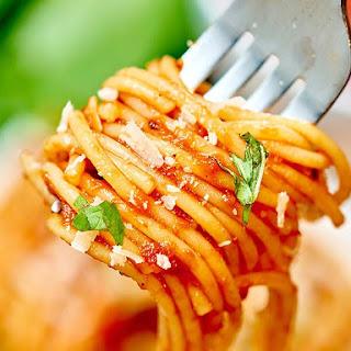 Homemade Spaghetti Sauce Red Wine Recipes