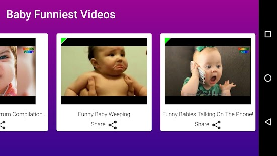 App Baby Funniest Videos And Adventure Games APK for Kindle