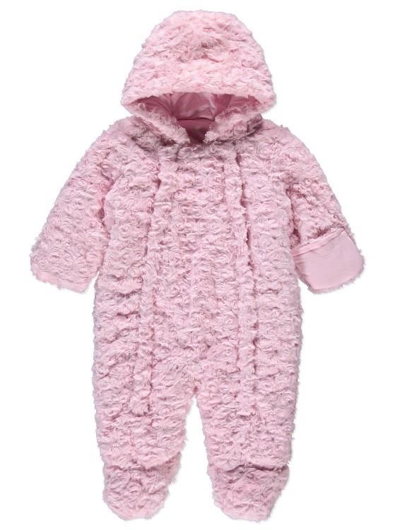 Girls Baby Coat