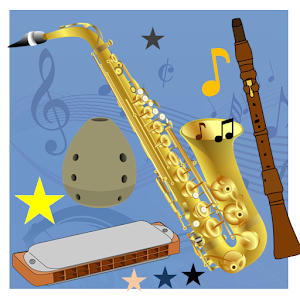Wind Instruments Kids musics