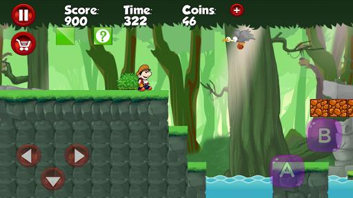 Jungle Boy of Mario - screenshot