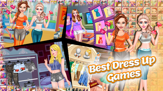 Plippa games for girls Screenshot