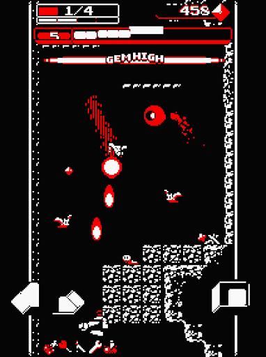 Downwell - screenshot
