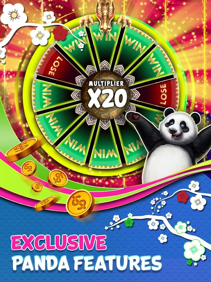 Panda Best Slots Free Casino Screenshot 4