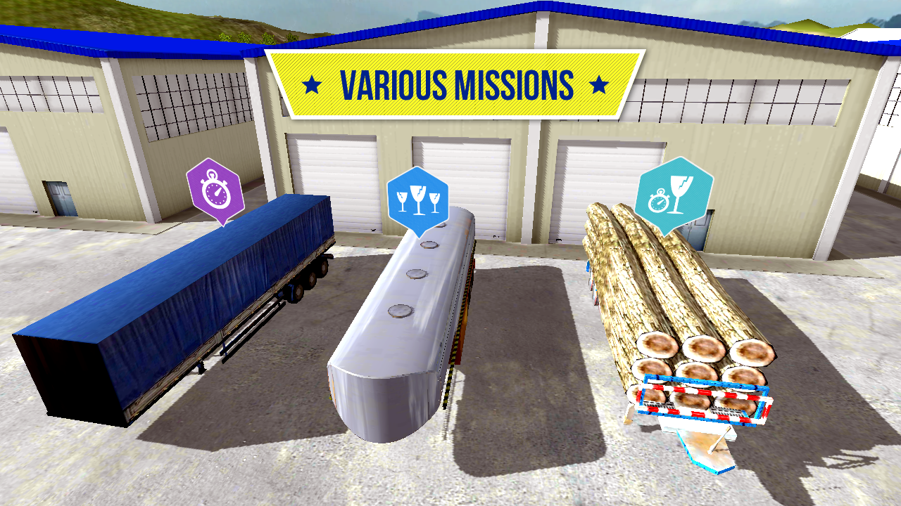 Big Truck Hero - Truck Driver Screenshot 9