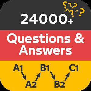 Deutsch lernen mit Quiz: German Language & Grammar For PC (Windows & MAC)