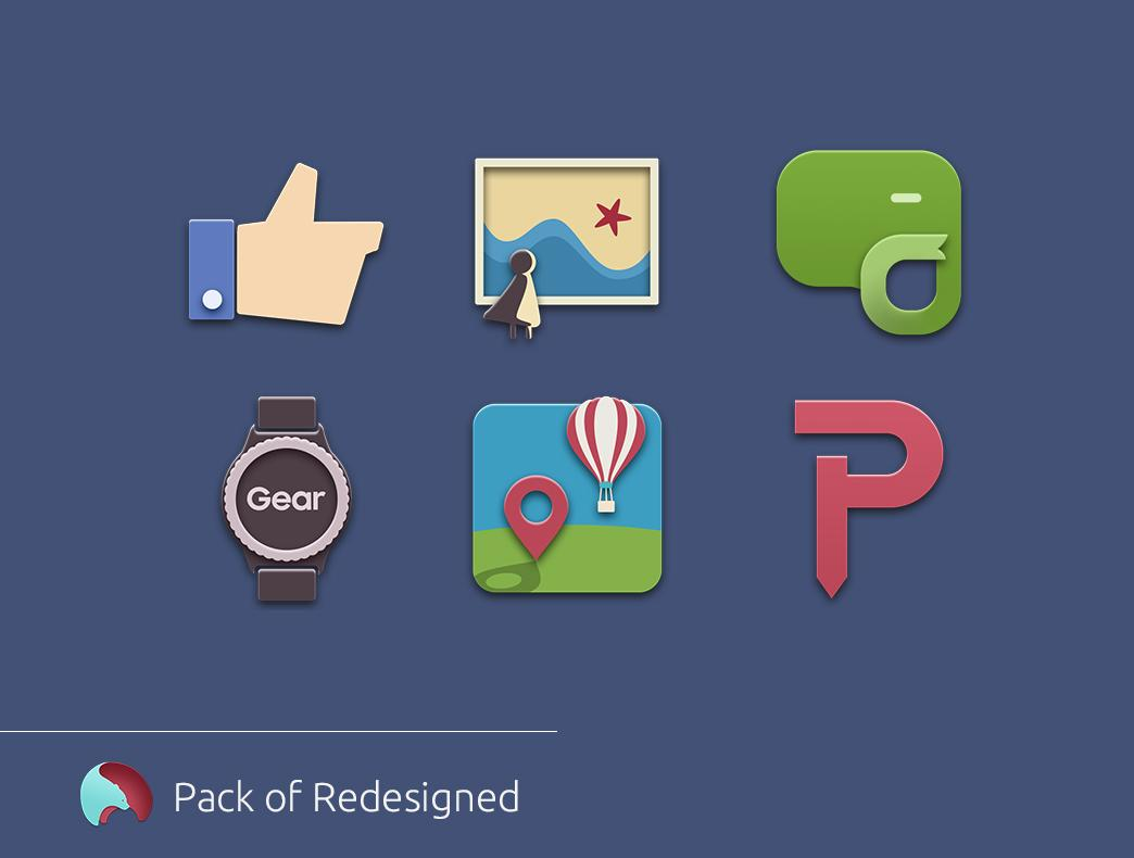 ANTIMO ICON PACK Screenshot 3