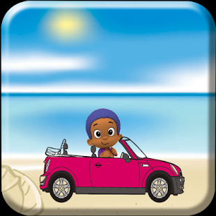 Bubble Guppies Drive - screenshot