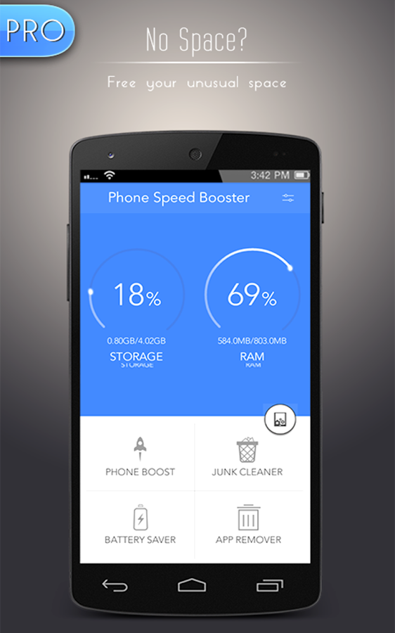 Phone Speed Booster Pro Screenshot 7