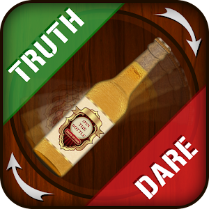 Spin The Bottle: Truth Or Dare Icon
