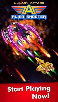 Galaxy Attack: Alien Shooter APK screenshot thumbnail 8