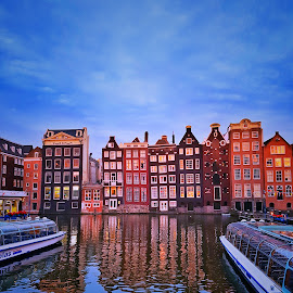 Amsterdam by Krishanu Roy - Instagram & Mobile Android