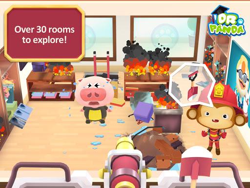 Dr. Panda Firefighters - screenshot