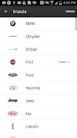 Screenshot of TrueCar