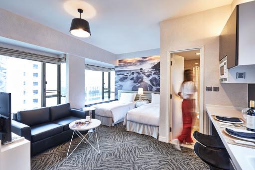 1 Bedroom 400sqft