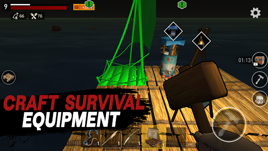Survival on Ocean 2