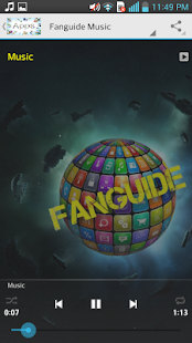 Fanguide Marketing - screenshot