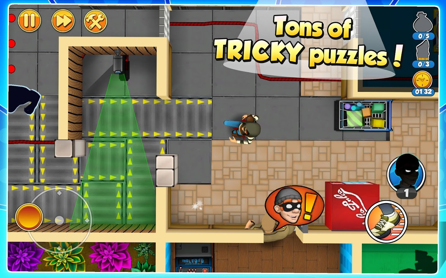 Robbery Bob 2: Double Trouble Screenshot 7