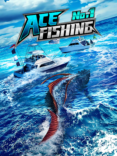 Ace Fishing: Wild Catch screenshot 1