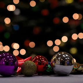 Christmas Decoration by Aritri Rhea - Public Holidays Christmas ( saugatakumar )
