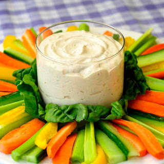 Low Fat Chipotle Ranch Dip…or Salad Dressing!