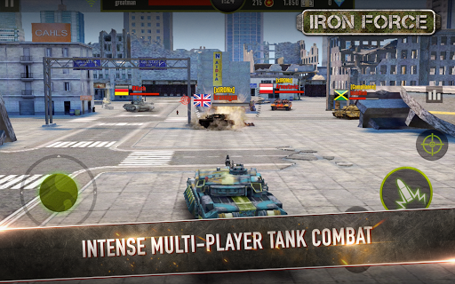 Iron Force screenshot 12