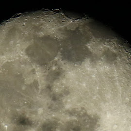moon... by Soumen Mitra - Nature Up Close Other Natural Objects (  )