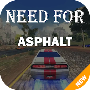 Need for asphalt nitro 8