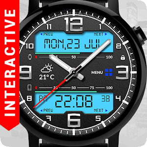 Cover art Guard Watch Face