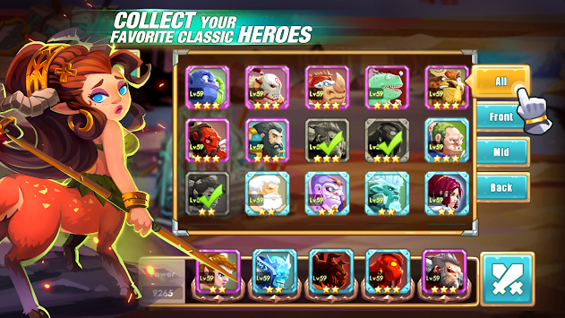 We Heroes - Born To Fight APK screenshot thumbnail 12