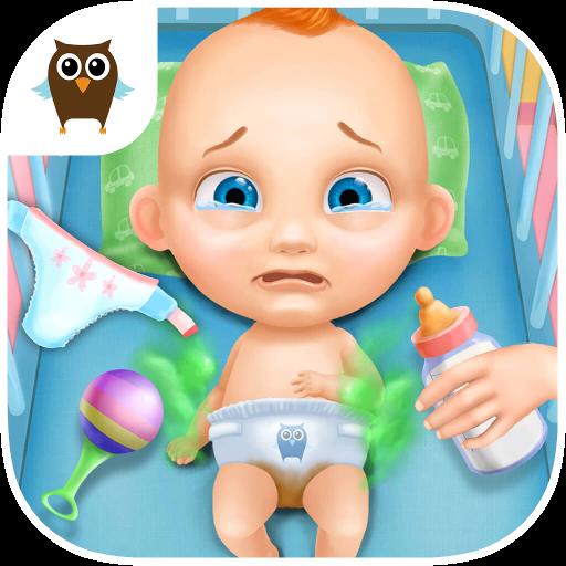Sweet Baby Girl Daycare 5 - Newborn Nanny Helper (game)