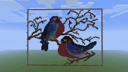 Build the Thing - Mc Mini Game - screenshot