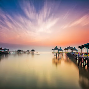 by Eko Sumartopo - Landscapes Waterscapes