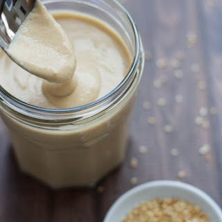 Tahini Sauce For Vegetables Recipes