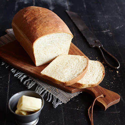Homestyle Country White Bread