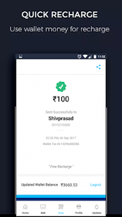 App Daily Free Recharge APK for Kindle