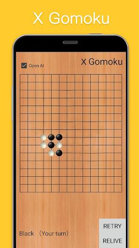 X Gomoku