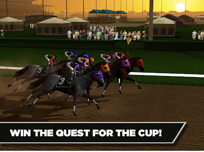 Photo Finish Horse Racing for Lollipop - Android 5.0