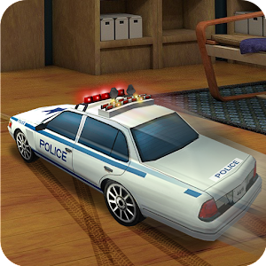 Drive Police Car House 3D for Android