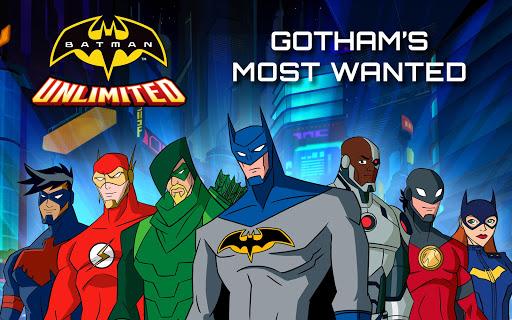 Batman: Gotham's Most Wanted! screenshot 5
