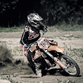 165 by Ladislav Korenj - Sports & Fitness Other Sports ( motocross, dust, sport )