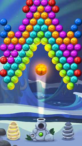 Bubble Shooter Ice For PC