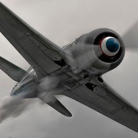 by Maciej Skonieczny - Transportation Airplanes