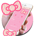 App Cute kitty bow APK for Kindle