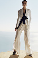 SS15 Campaign for Maiyet. Shot on location at Eric Lloyd Wright's house in Malibu, CA.