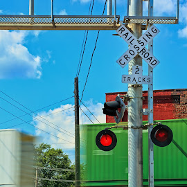 by Andrew Lawlor - Transportation Railway Tracks