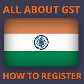 APK App GST Registration Online India for BB, BlackBerry