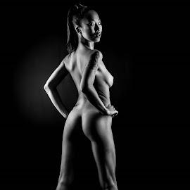 Back by Adriano Ferdinandi - Nudes & Boudoir Artistic Nude