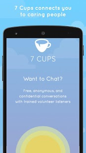 7 Cups: Anxiety & Stress Chat Screenshot